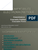 La Compatibilite Electromagnetique