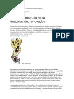 Martín Lojo - Breves monstruos de la imaginación, renovados.