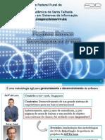 FDD e Crystal (Conceitos, Vantagens e Desvantagens)