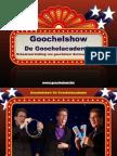 Goochelshow de Goochelacademie met Goocheltrucs van schoolgoochelaar Aarnoud Agricola