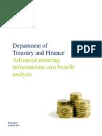 Deloitte Final Cost Benifit Analysis 2 August