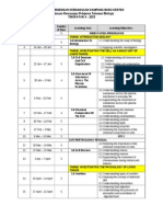 58618214 Biology Yearly Lesson Plan Form 4