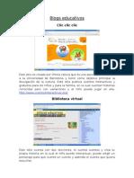 Blogs Educativos