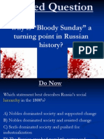 Lesson 72 Bloody Sunday