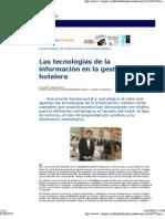 E-Deusto Tics Hoteleria