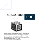 SuperCollider  Tutorial