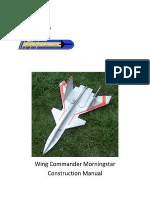 wing commander 2 manual