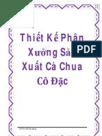 Thiet Ke Phan Xuong San Xuat CA Chua Co Dac