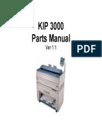 Kip 3000 Parts