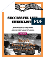 Mvp 3 Checklists