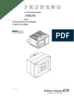 Prosonic FMU 90 español
