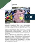 El Canto Del Calcio - Parte III