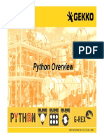 110212 Python General Overview