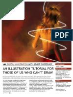 Digital Illustration Tutorial by MadPotato