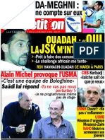 Edition du 05 octobre 2005