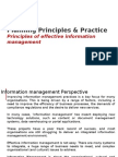 Planning Principles