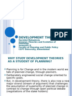 Development Theories 2008