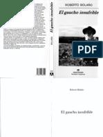 Bolaño, Roberto - Literatura + enfermedad = enfermedad
