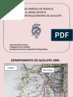 Celinda Arregui Hugo Quilodran