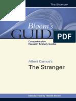 Albert Camus's 'The Stranger' (Bloom´s guides)