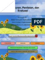 Pengukuran, Penilaian, Evaluasi_klpk 10