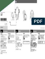 Sony Mdr-V55 Manual