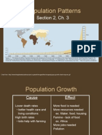 Population Patterns