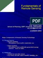 1 Basics of Remote Sensing