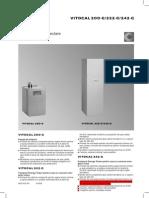 Instructiuni de Proiectare Pompe de Caldura Vitocal 242-G