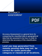 Accuracy Assessment 1
