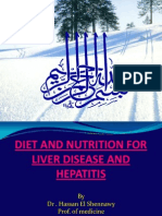 10 Diet and Nutrition for Liver Disease and Hepatitis
