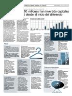 Inversiones Chilenas en PERU I