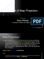 Georeferencing Projections