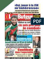 LE BUTEUR PDF du 05/10/2009