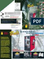 Bali BWF Series Direct Vent Cast Iron Crown Boilers Brochure