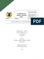 Plan de Prevencion y Desastres v 2