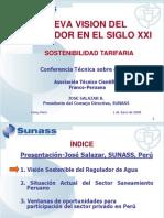 1julio Francoperuano SUNASS Agua