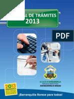 Manual Tramites 2013 v6