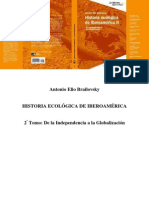 Brailovsky - Historia ecológica de Iberoamérica II