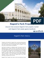 Regent's Park Property Guide