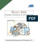 Cryptographie Rsa