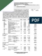 Análisis de Precio Unitario pilote 17122013