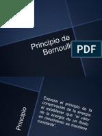 Principio de Bernoulli (1)