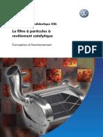 SSP 336 (Le filtre ŕ particules ŕ revętement catalytique)