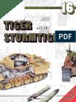 Aj-Press - Tank Power 16 -PzKpfw Tiger Vol.4 Sturmtiger