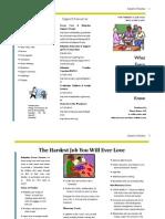 Foster Parent Brochure