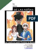 El Sí de las Niñas - Proyecto Teatral