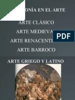 DIACRONÍA DEL ARTE