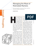 Managing the Maze of Multisided Markets.