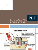 8. Cloud and Pour Points Test